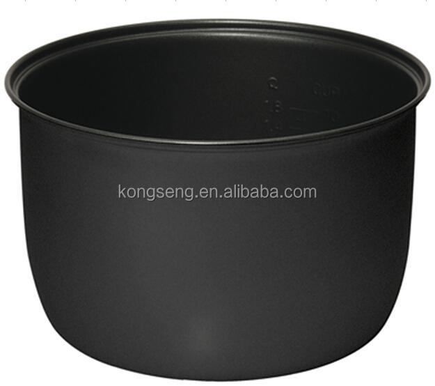Multi Rice Cooker Inner Pot Stainless Steel Non Stick 3 4 5l Buy Multi Rice Cooker Inner Pot