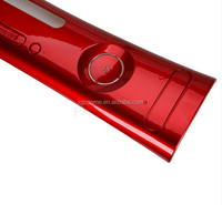 Front Faceplate Face Plate Shell For Microsoft Xbox 360 Console ...