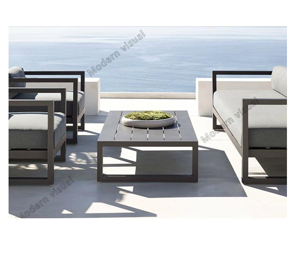 Hot sale modern design outdoor garden furniture sofa set