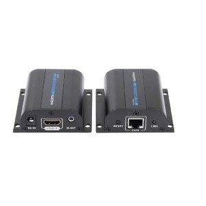 Low Price 1.3 HDMI Extender with IR RJ45 to HDMI 60M By single cat5e/6 1080p