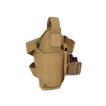 825308b53 Quality guaranteed tactical military shoulder holster gun bag waist webbing  leg bags cheap tactical paintball gun
