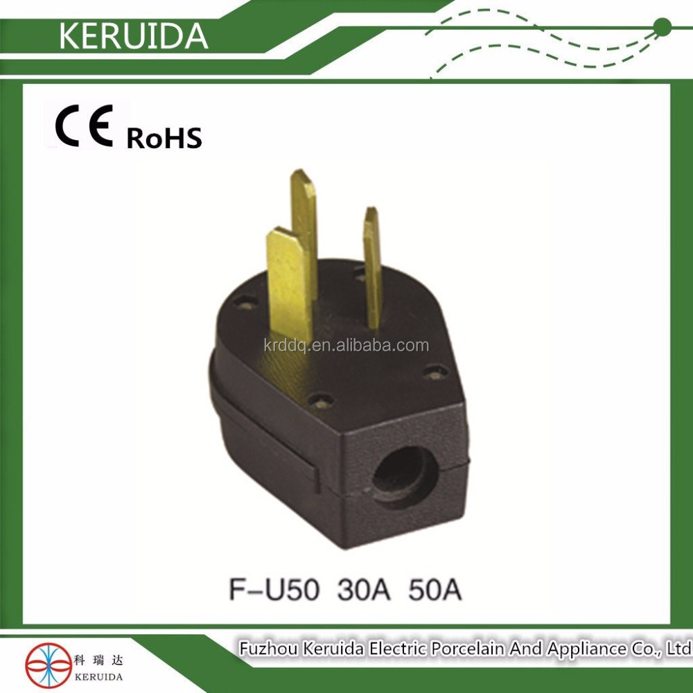 Plug 50a Suppliers And Manufacturers At Details Of Nema L1430p To 615 20r Adapter 1 Foot 20a 250v