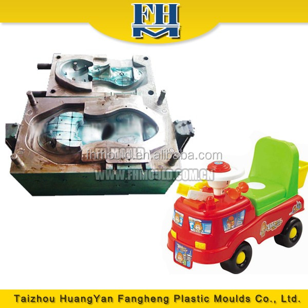 plastic injection lexus battery cars for children drive mould children car mould