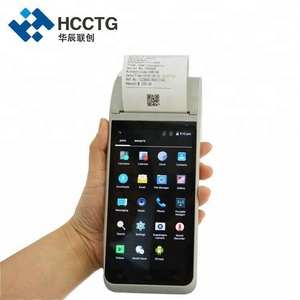 Android 5.1/7.0 Touchscreen Mobile Handheld POS With Printer HCC-Z91