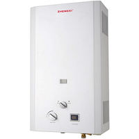 Geyser Part Wall Mounted 6L Wholesale Instant Gas Water Heater With Gas 20L