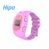 2017 hot sale wholesale Anti-lost GPS SIM card tracking Kids smartwatch
