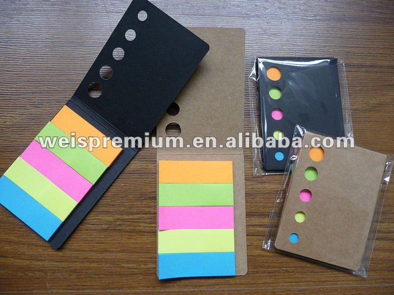 mini sticky notes