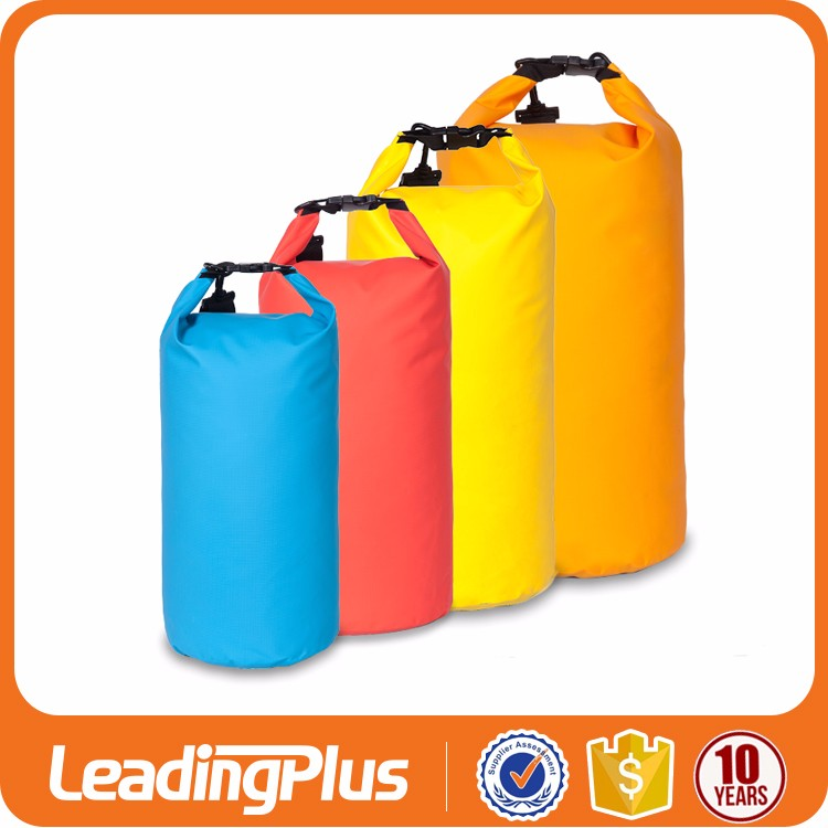 New PVC Waterproof Dry Bag With Shoulder Strap, Waterproof Dry Sack