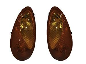 Get Quotations Chrysler Pt Cruiser Tail Light Oe Style Replacement Driver Peng