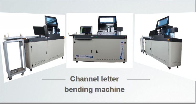 channel letter making machine