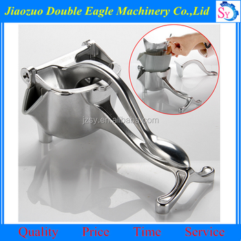 high quality commercial Manual Lemon Juicer Sqeezer/watermelon juice extractor