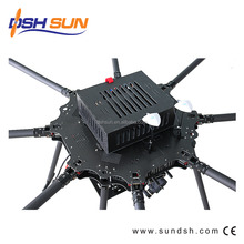 10kg payload measurement drone 30 minutes long flying time with 30inch propeller gas powered drones for sale