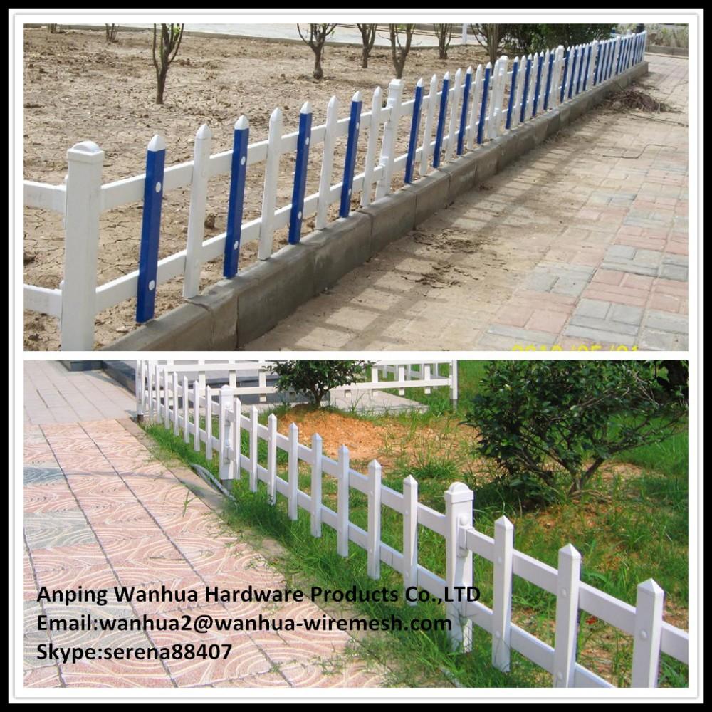 Cheap Garden Fences: Cheap Price High Quality Decorative Small Pvc Garden Fence
