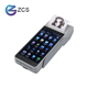 ZCS Z90 EMV PCI Android Handheld POS Payment EDC card swipe machine with thermal printer,4G ,GPS,card reader POS