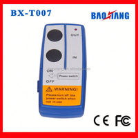 DC 12V 2 buttons 433.92 MHZ RF Remote control copy code