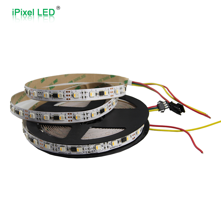 Programeable dream color UCS2904 12V RGBW SMD5050 led strip light