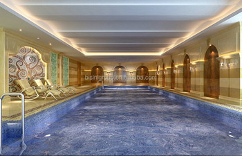 Professional Interior 3d Rendering Design For Classic Elegant Indoor Swimming Pool Bf11 12303e View Swimming Pool Rendering Bisini Product Details From Zhaoqing Bisini Furniture And Decoration Co Ltd On Alibaba Com