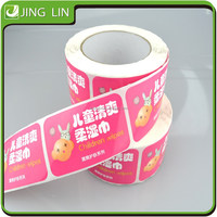 Customized Eco friendly baby wipes private label