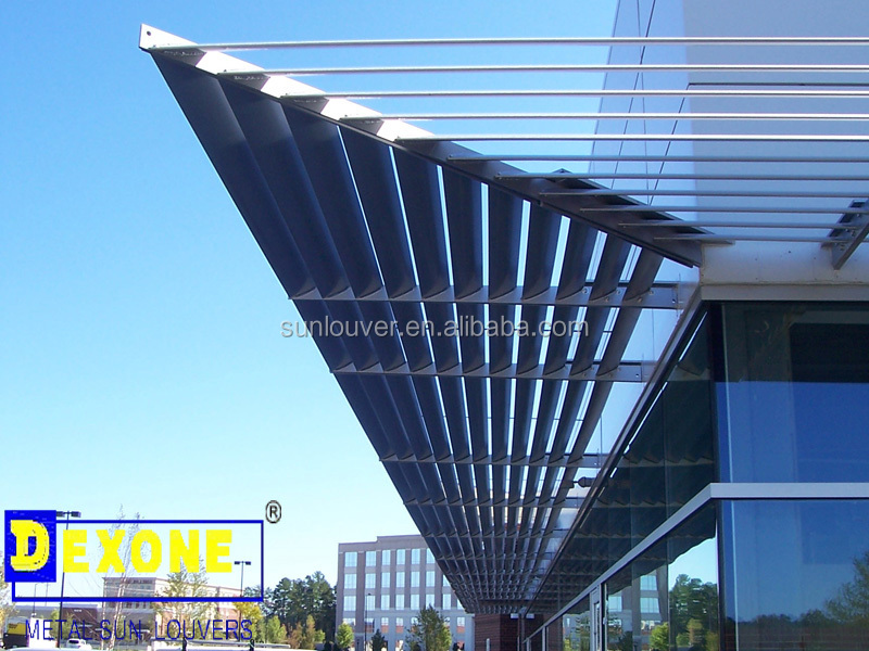 Aluminum Window Exterior Sunshade Awning Buy Aluminum