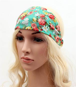 Stretchy Fabric Headband   Wide Yoga Bandana Headband - Buy Tube ... ea1cc1b719f