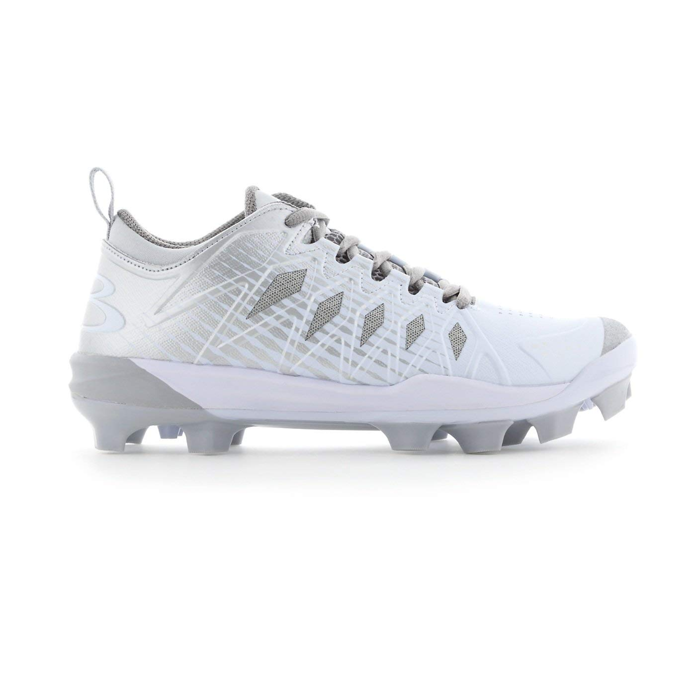 1f45eb69d Get Quotations · Boombah Women s Squadron Molded Cleats - 12 Color Options  - Multiple Sizes