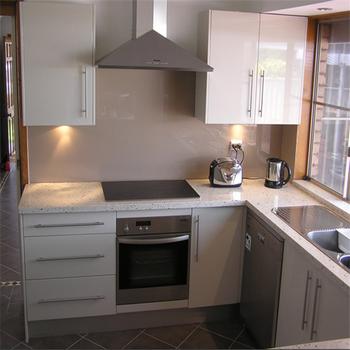 Tahan Gores Akrilik Lemari Dapur Pintu Desain Terbaru Dengan Harga Murah
