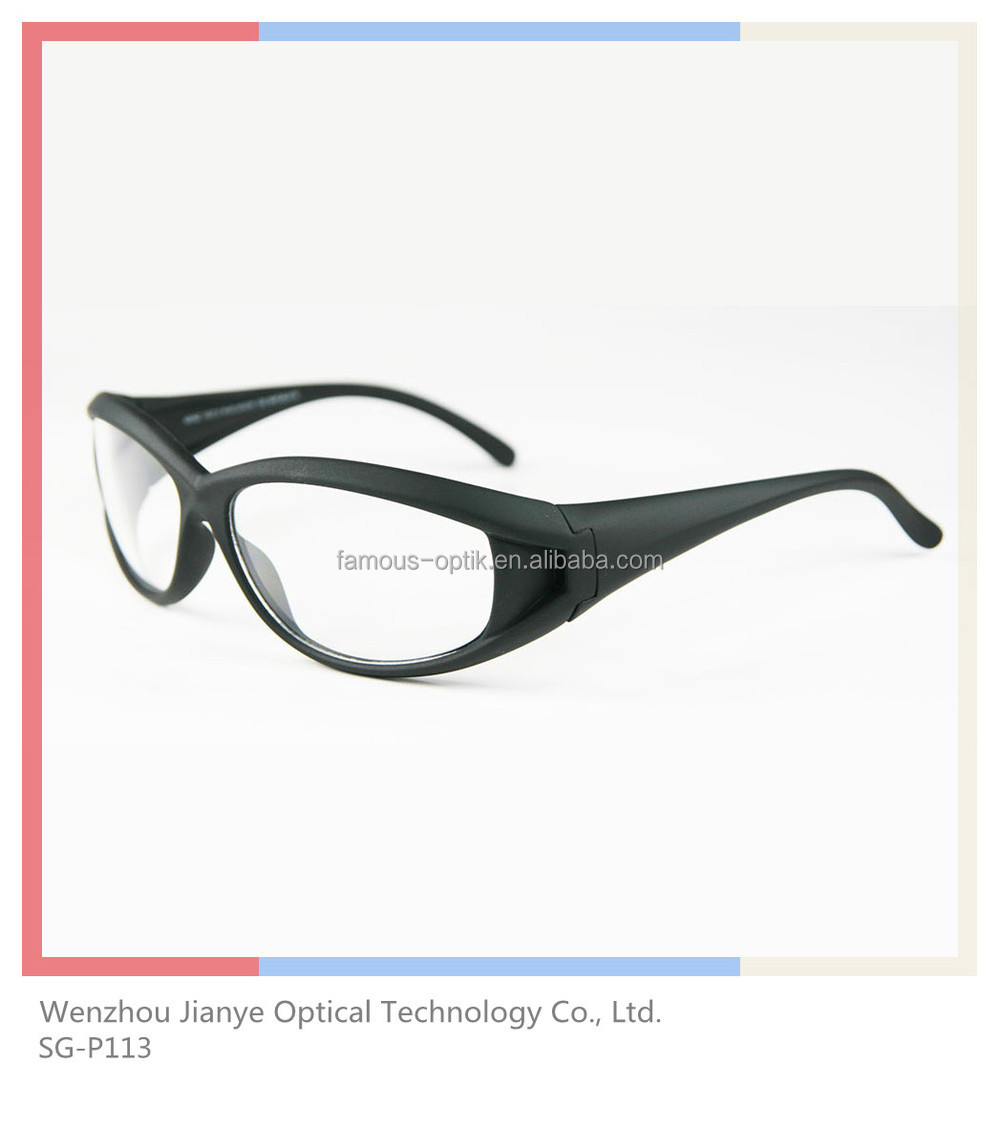 2017 New Style Safety Glasses Eyewear Frame Industrial Safety ...