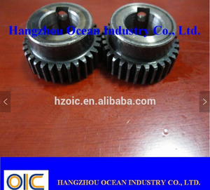 Small Size Gear With Teeth Harden