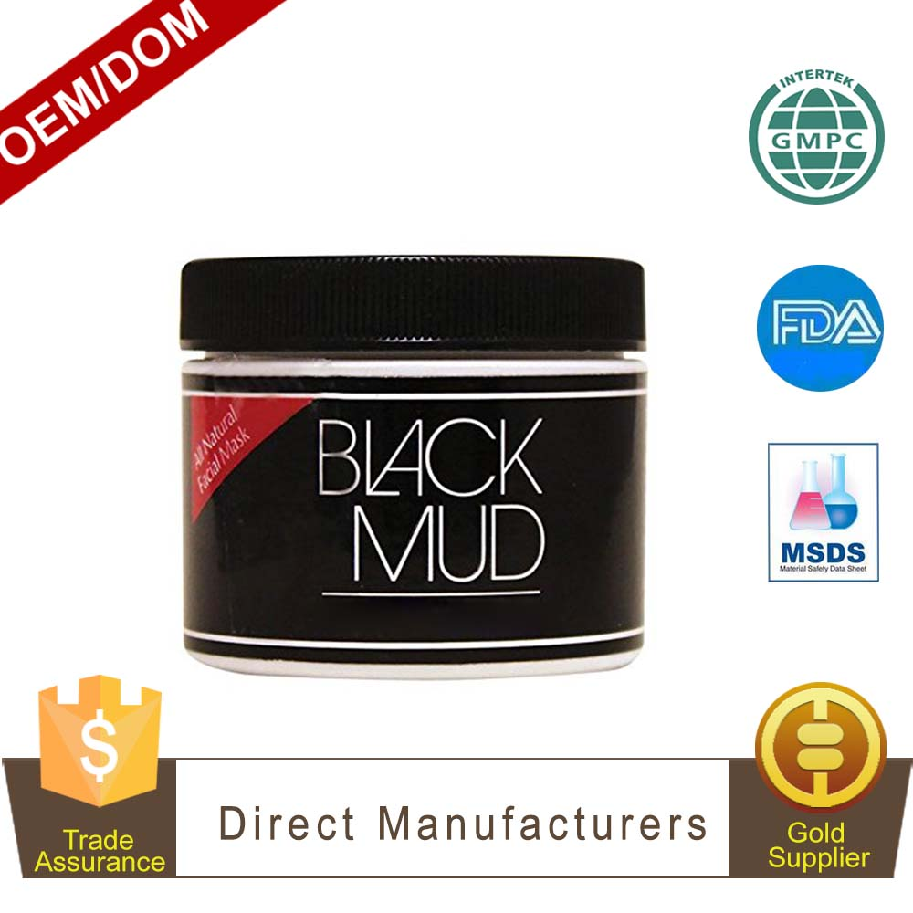 250 g whitening brightening beauty care sea mineral black facial mask with low price