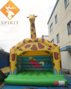 Popular Steel Daycare bouncy castle inflatables for Germany