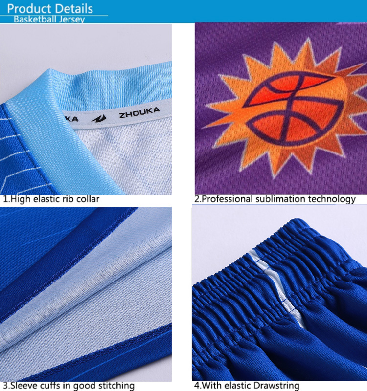 Design My Own Wholesale Blank Basketball Jersey Set Basketball Uniform Designs For Men