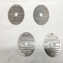0.2-15mm stainless steel customized metal stamping parts, porous 304 stainless steel 201 stamping parts