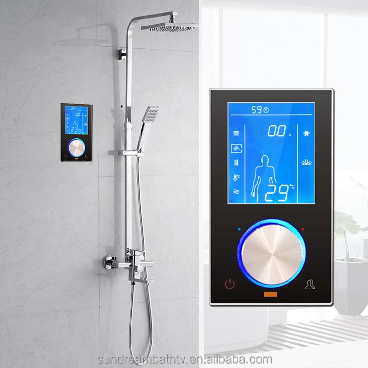 Digital Water Temperature Control Shower Controller