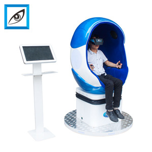 motion chair flight simulator 360 vr chair 9D