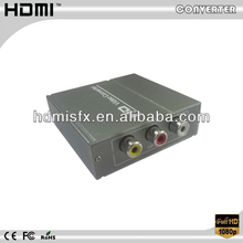 wholesalerca rgb converter Which Can Convert Composite RCA Video(CVBS) to HDMI
