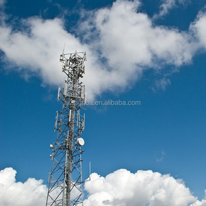 4 Legs Widely Used Galvanizing GSM Microwave Antenna Tower