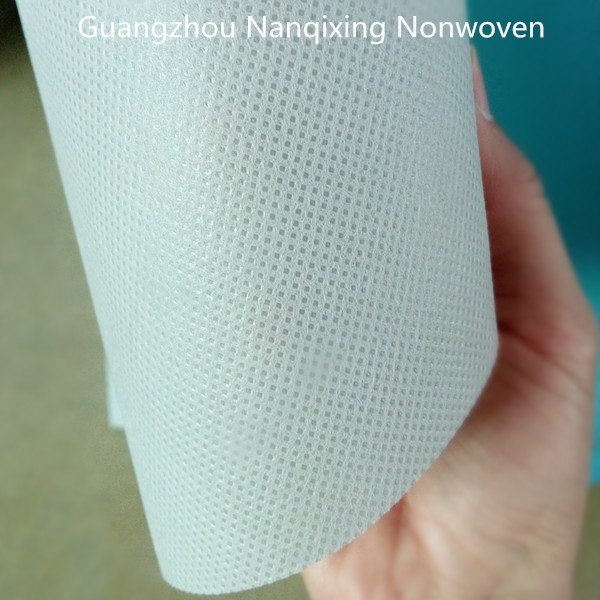 China wholesale blue and white color pp spunbond non woven