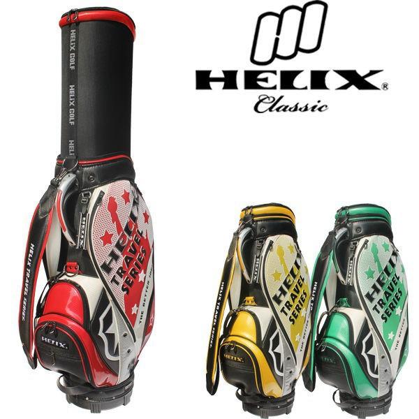 Helix Pu Leather Fashion Designer Golf Bags Clubma Custom Stand Bag