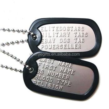 cheap custom dog tags sublimation blank metal dog tag buy cheap