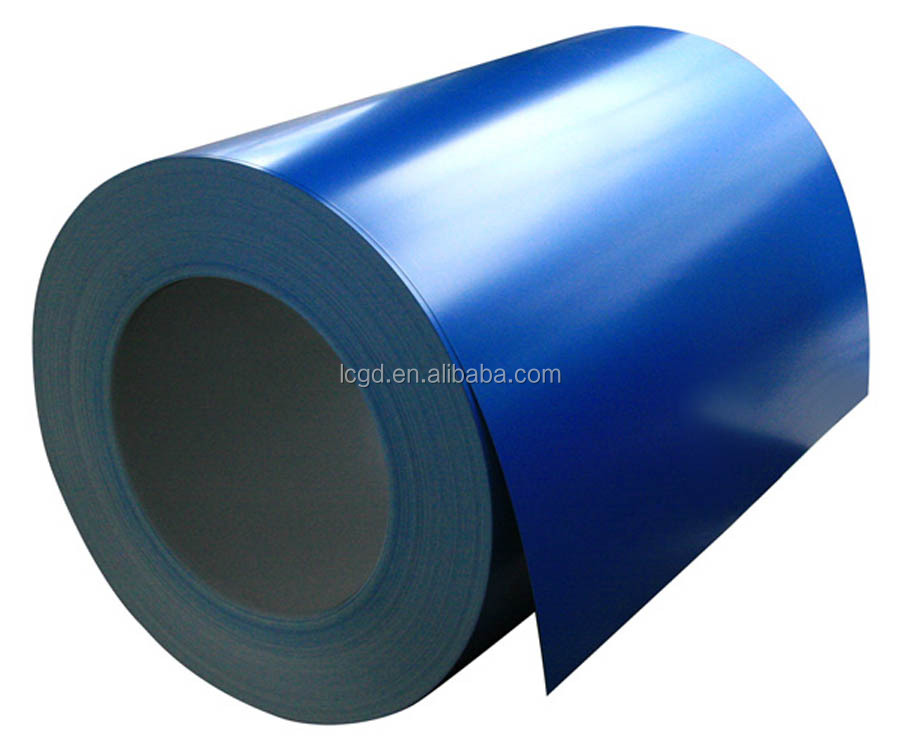 2014 New Prepainted Steel Coils for Corrugated Roofing Sheet