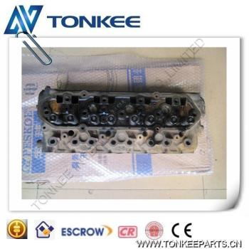 S4K Engine cylinder head for E120B, S4K Cylinder head