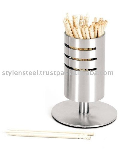 Image Gallery Toothpick Holder