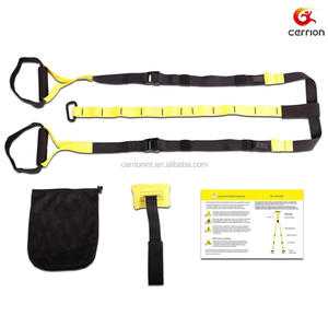 Home Gym Fitness Equipment Suspension Straps Resistance for Full Body Workout