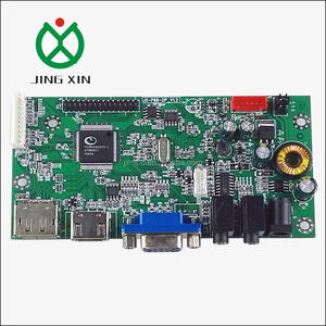 3ab129ca8c2 JX-P88DPHV Good Price DP HDMI VGA Input Universal LCD LVDS Driver Controller  Board