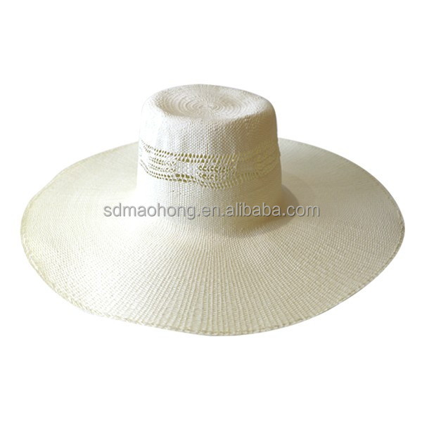 Classic cheap 5bu Chinese paper straw hat body