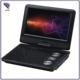 Shenzhen Manufacturer of 9 inch 300 Games portable dvd player for car