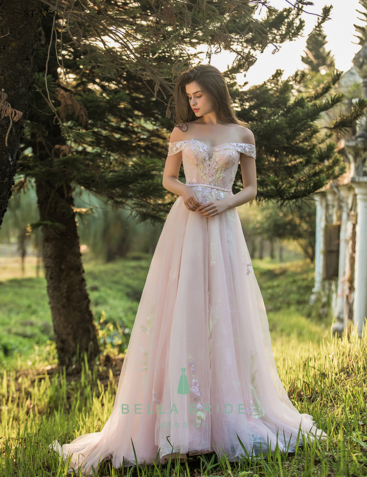 6072fb0dab Vintage quinceanera dresses off-shoulder sheer bottom evening lace dresses