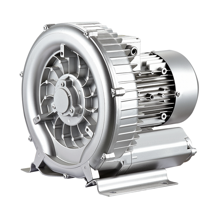 large Flow Type 1pc 550w High Power High Pressure Vortex Fan Blowing Ring 220v Easy To Lubricate