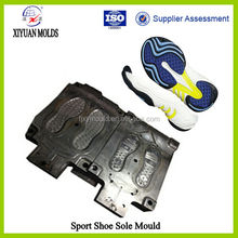 Latest Technology EVA Rubber Sport Sole Mold 2014