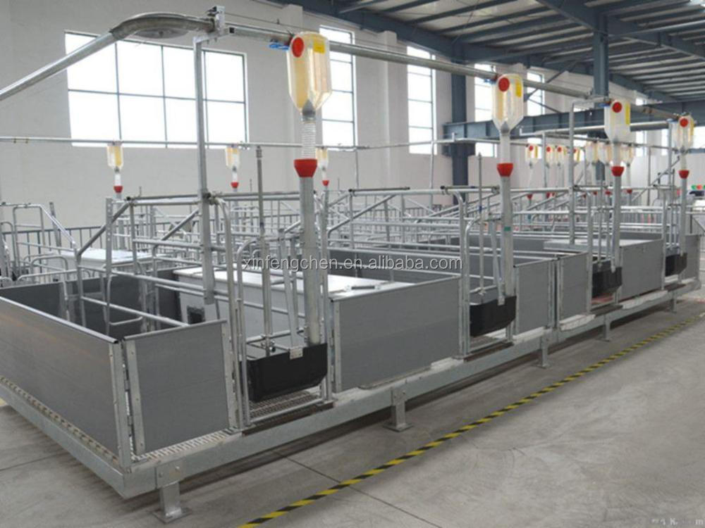 2018 factory pig farming equipment farrowing crates for pigs